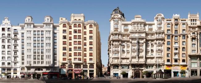 Madrid Gran Via Victor Lavilla © Jörg Rom