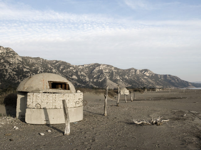 Bunker © Tim Hölscher