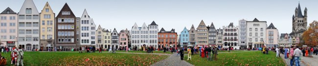 Köln Frankenwerft © Jörg Rom