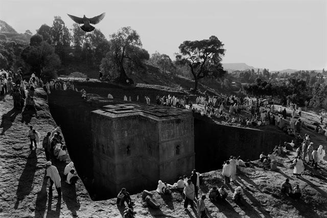 Journey to the Jerusalem of Africa © Gali Tibbon