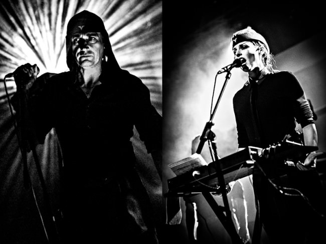 Laibach von Frank Buttenbender