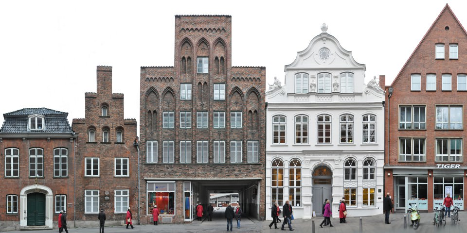 Lineare Stadtbilder © Jörg Rom