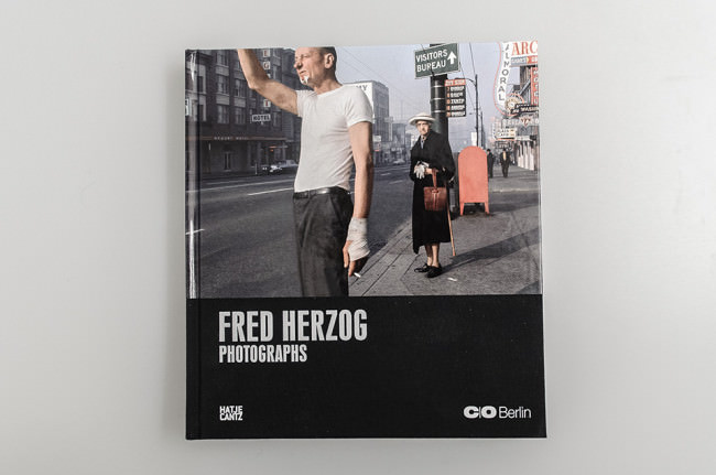 Fred Herzog, Photographs