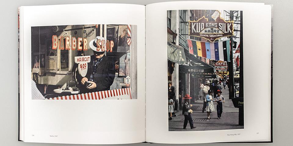 Fantastische Bildbände zur Straßenfotografie