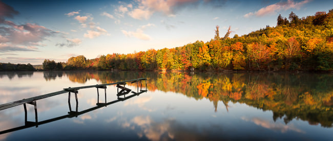 Goldener Oktober - © Stefan Hefele