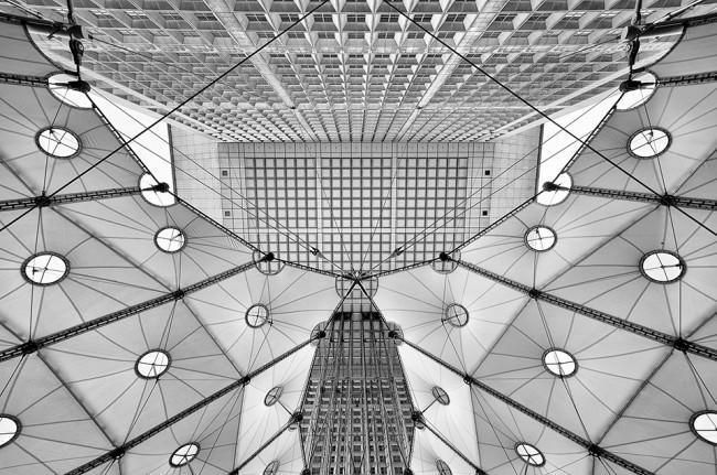 Grande Arche Paris © Steve Simon