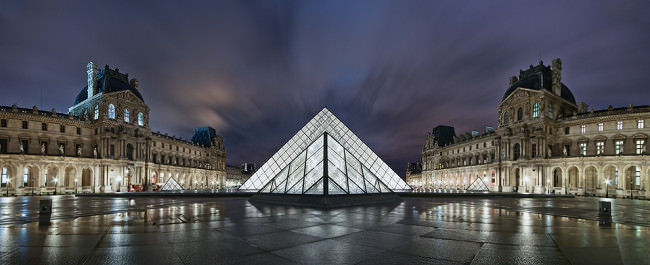 Louvre Paris © Steve Simon