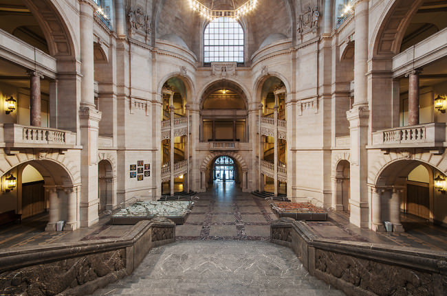 Rathaus Hannover © Steve Simon