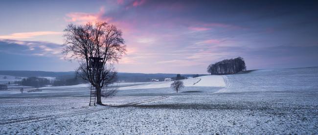 Winterlicht - © Stefan Hefele