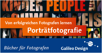 Banner zu Galileo Design