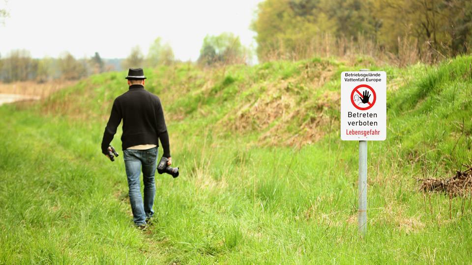 Betreten verboten © Holger Weber