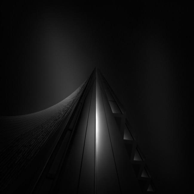 Ode to Black III - Extreme Black © Julia Anna Gospodarou