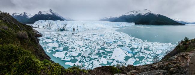 Patagonien: Perito Moreno Gletscher © Helmut Steiner