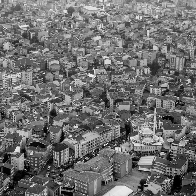 Istanbul von oben © Thomas Braun