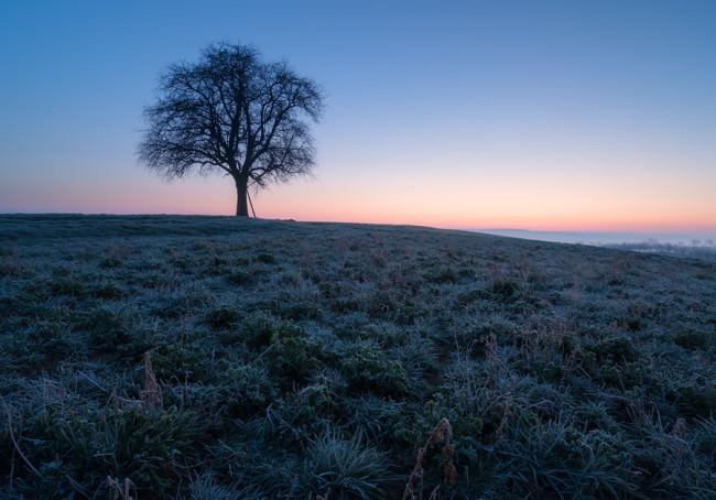 Kraichgau Dawn © Michael Breitung