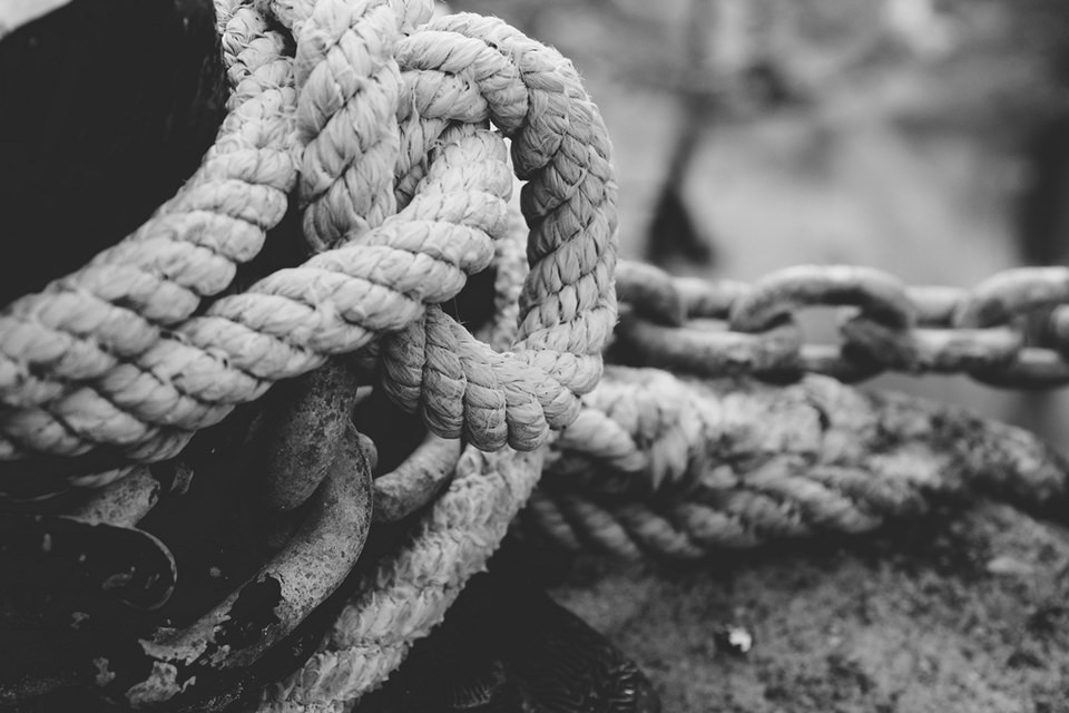 Sailor's knot © Julia Wengenroth