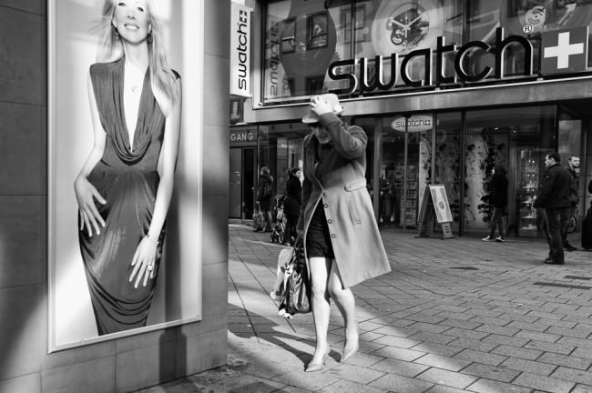 Straßenfotografie © Garry Semetka