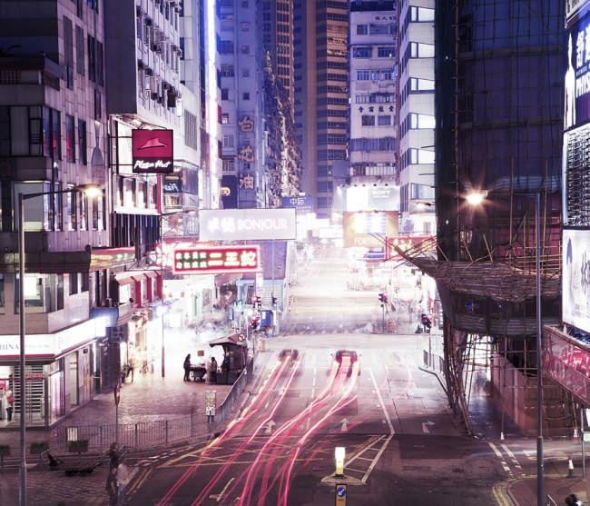 Hong Kong © Abdullah Genc