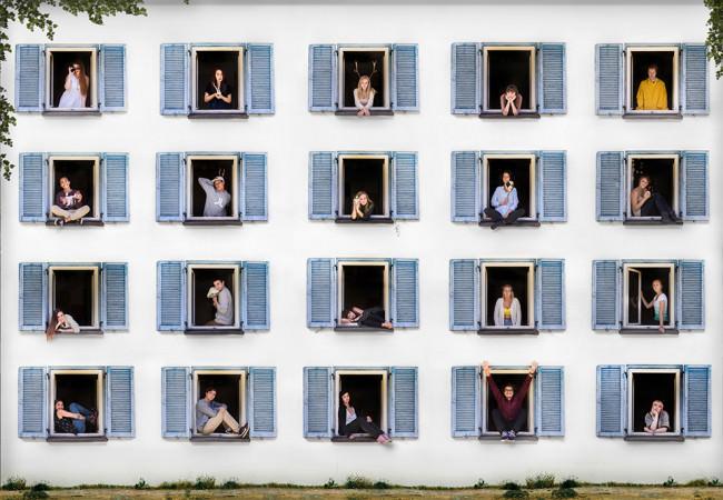 Gruppenbild © Laura Zalenga