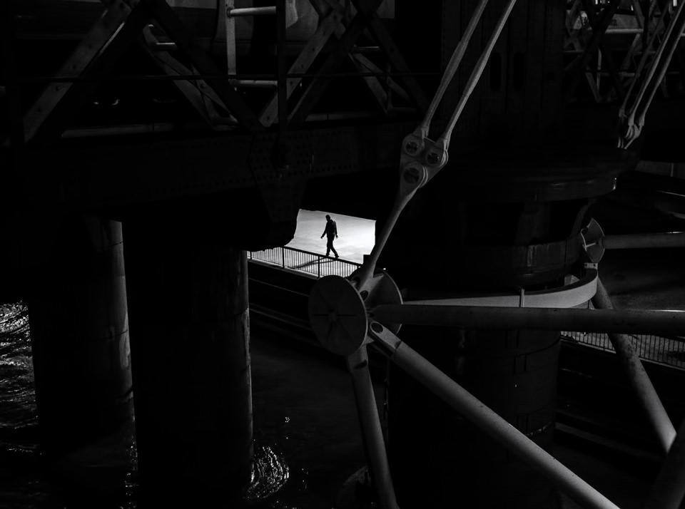 Fade To Black © Rupert Vandervell