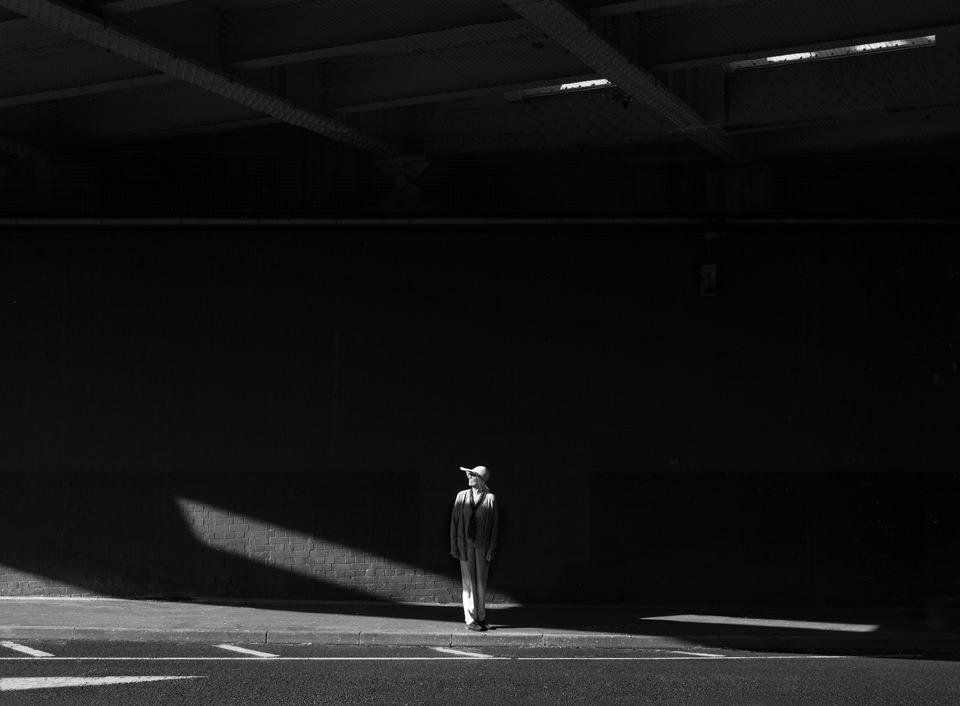 In The Line Of Light © Rupert Vandervell