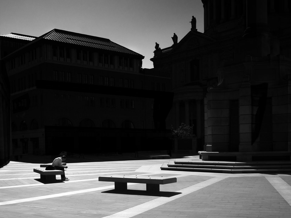 The Healing Place © Rupert Vandervell
