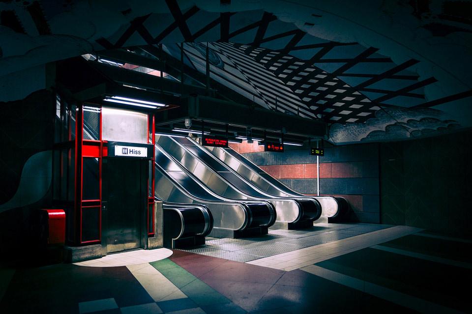 Stockholm Underground |Torsten Muehlbacher
