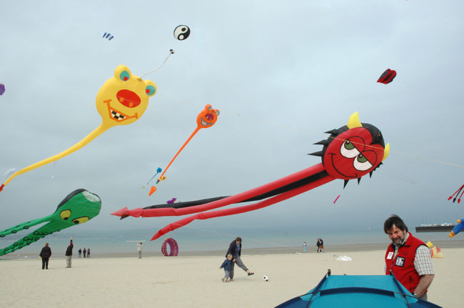 Kites | Weymouth © Paul Russell