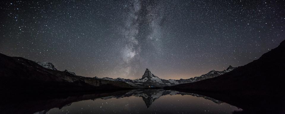 Matterhorn Reflection © Tobias Knoch