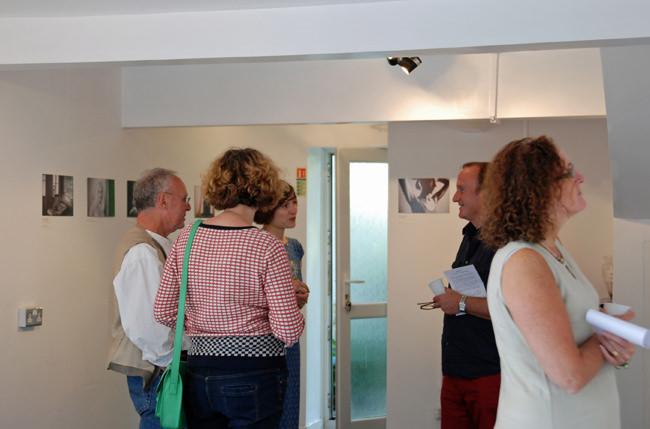 Besucher © Kickplate Projekt