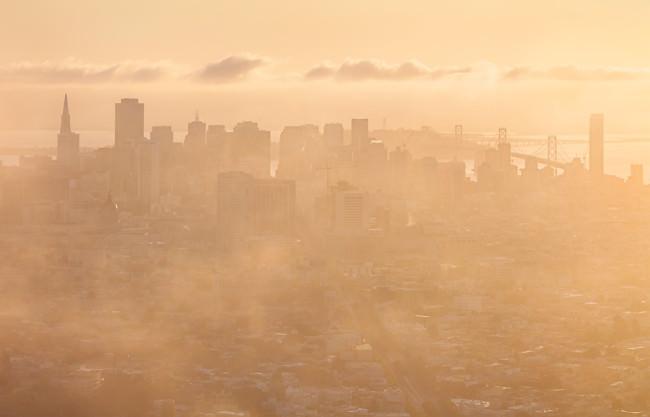 Cloud City © Michael Breitung