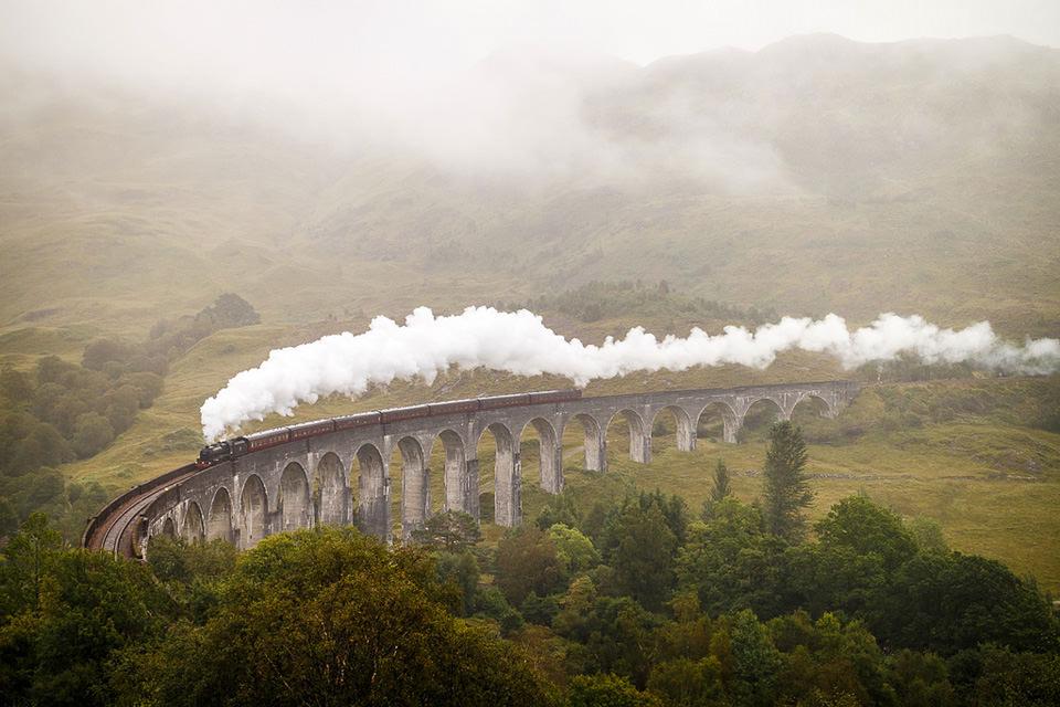 Glenfinnan Viaduct © Marco Schmidt