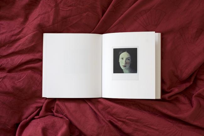 Polaroid © Sibylle Bergemann