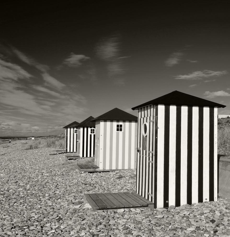 Strandhäuschen © Susanne Jeschke