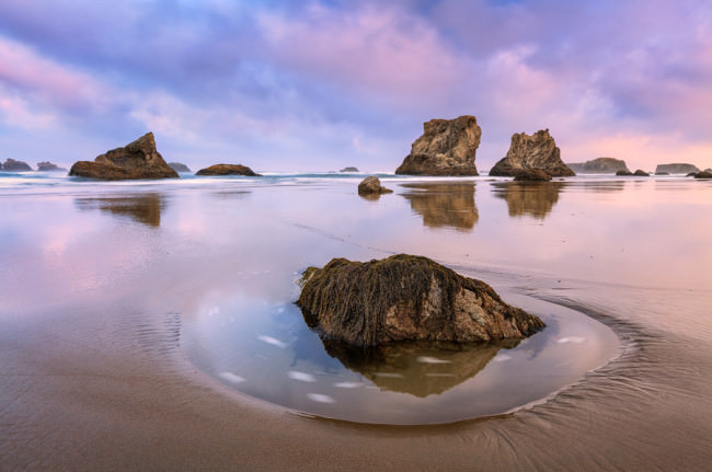 Bandon Dawn © Michael Breitung