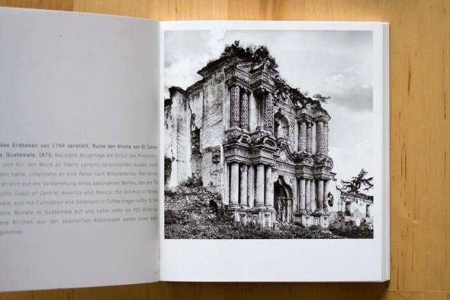 Ruine der Kirche von El Carmen Antigue © Eadweard Muybridge