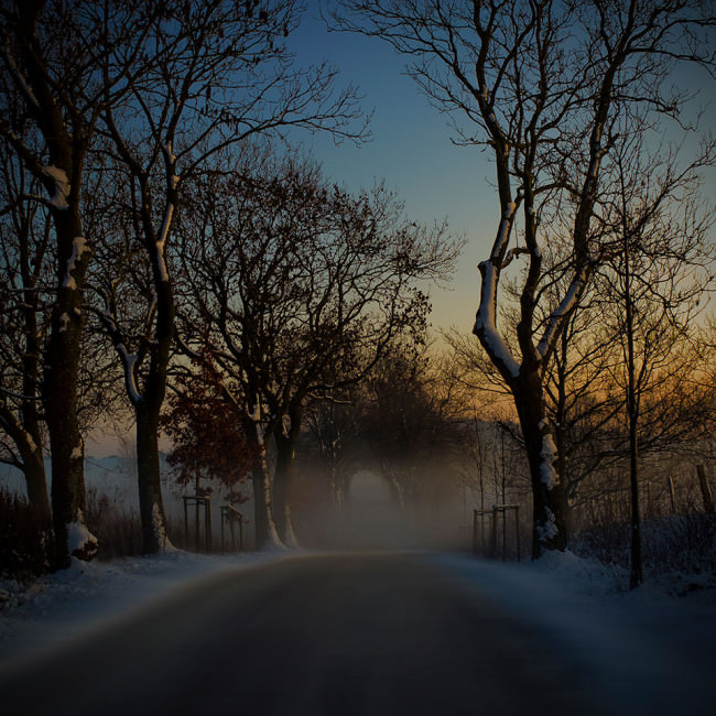 Sonnenuntergang © Jana Mänz