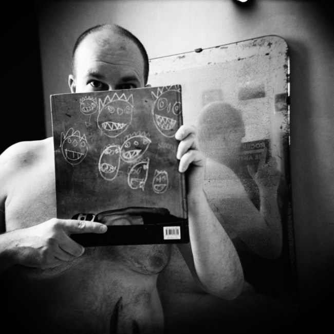 Roger Ballen / Die Antwoord © Marit Beer