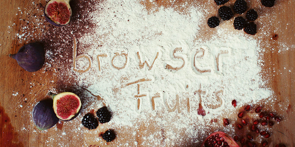 browserFruits Januar, Ausgabe 1