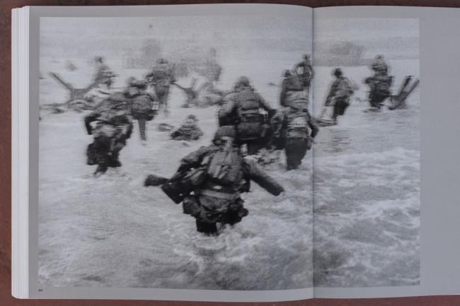 France, June 6, 1944 © Robert Capa