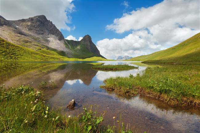 Idyllic Alps © Michael Breitung