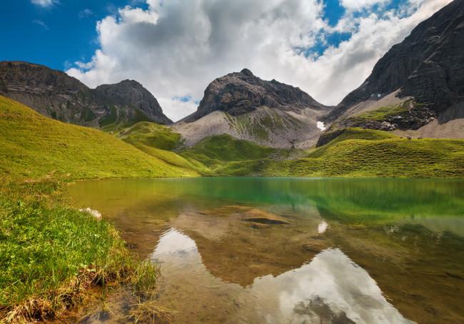 Alpine Oasis © Michael Breitung