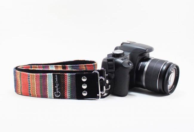 Calico Kameragurt © Designstraps