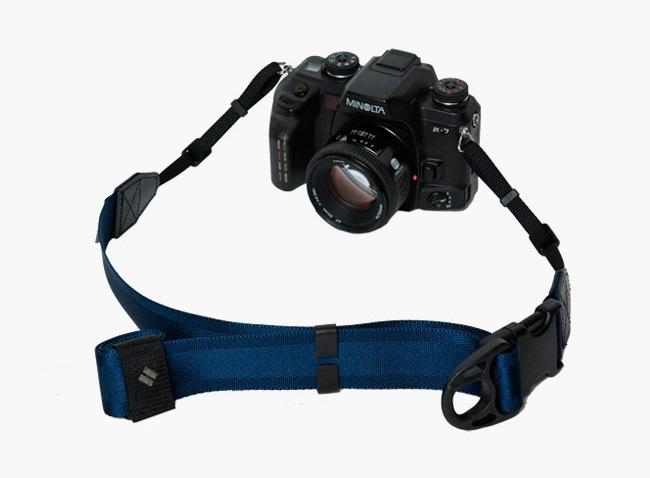 Ninja Strap Navy 35mm © Designstraps