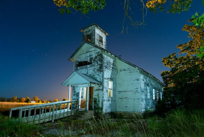 Christian Church © Noel Kerns
