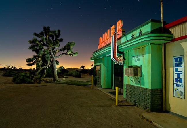 Diner © Noel Kerns