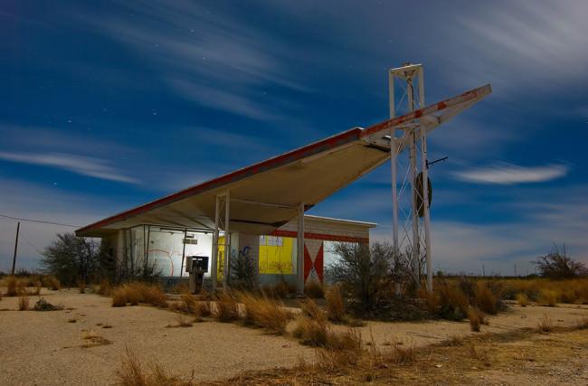 Retro Rocket Fuel © Noel Kerns