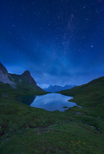 Rappensee Stars © Michael Breitung