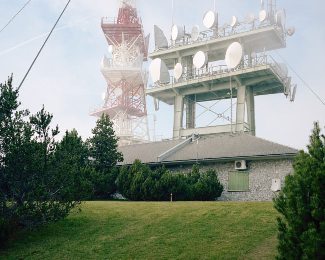 Broadcasting system © Sebastian Reiser