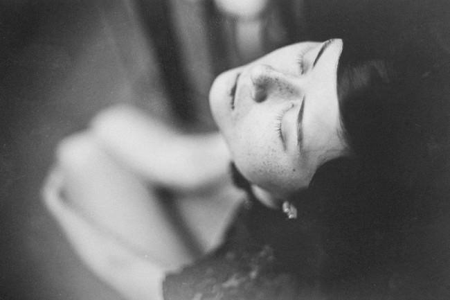 feel my silence ii © Janine Mizéra